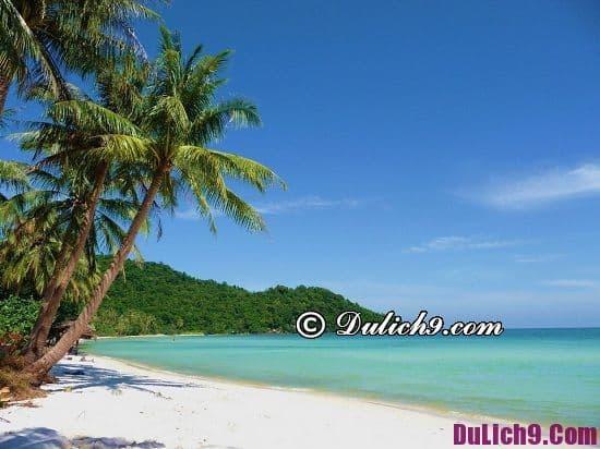 Hướng dẫn du lịch Phú Quốc: Du lịch đảo Phú Quốc nên đi đâu chơi, tham quan?