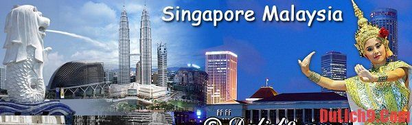 Du lịch từ Singapore qua Maylaysia bằng xe Bus