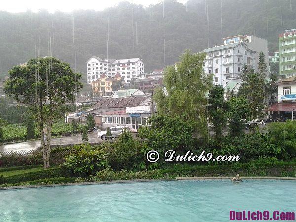 Nhà nghỉ, khách sạn ở Tam Đảo