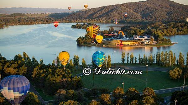 Địa điểm du lịch hấp dẫn ở Úc/ Nên đi đâu chơi ở Úc?