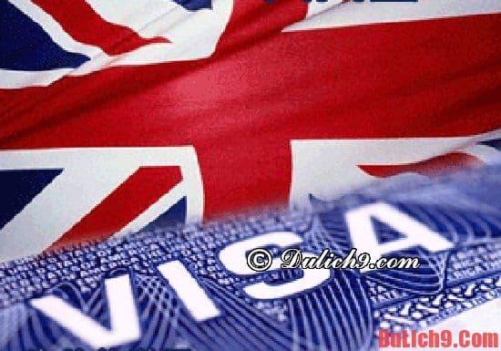 Kinh nghiệm làm visa du lịch Anh bạn nên biết: Thủ tục và hồ sơ xin visa đi Anh như thế nào?