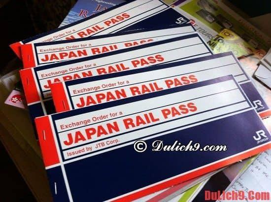 Hướng dẫn sử dụng JR Pass hiệu quả khi du lịch Nhật Bản