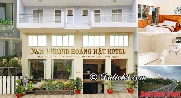 Khách sạn bình dân. giá rẻ nên ở khi du lịch Sài Gòn