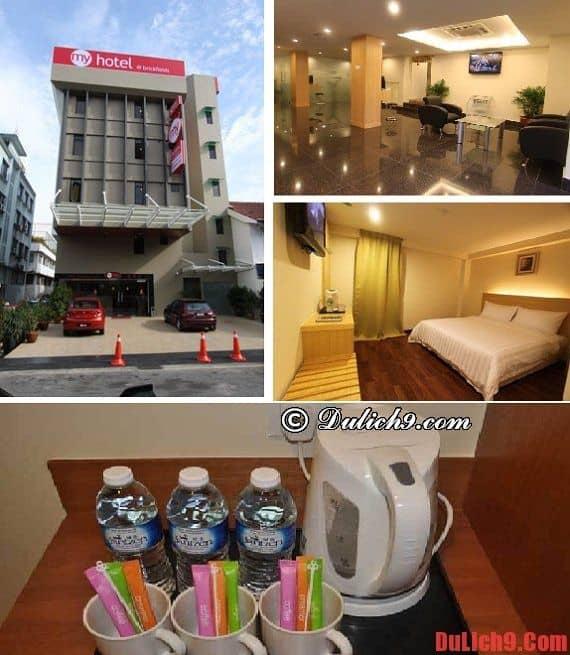 Khách sạn chất lượng nhất nên ở khi du lịch Malaysia tự túc