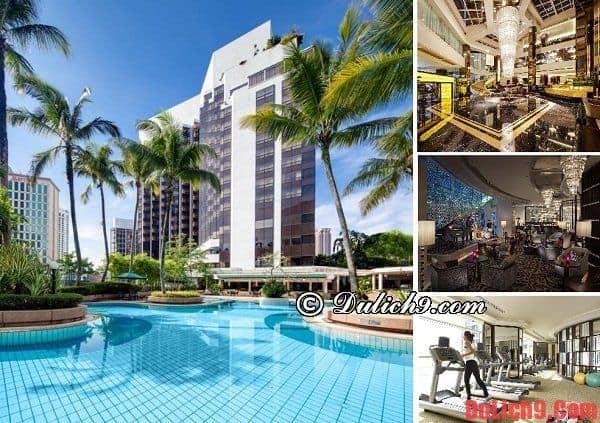 Những khách sạn tiện nghi, hiện đại nhất Malaysia