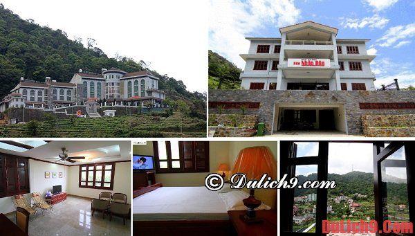 Những khách sạn đẹp, chất lượng và giá rẻ ở Tam Đảo