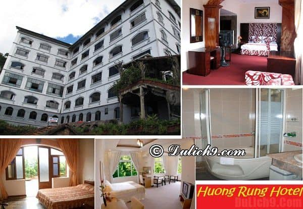 Khách sạn hiện đại, tiện nghi nên ở khi du lịch Tam Đảo