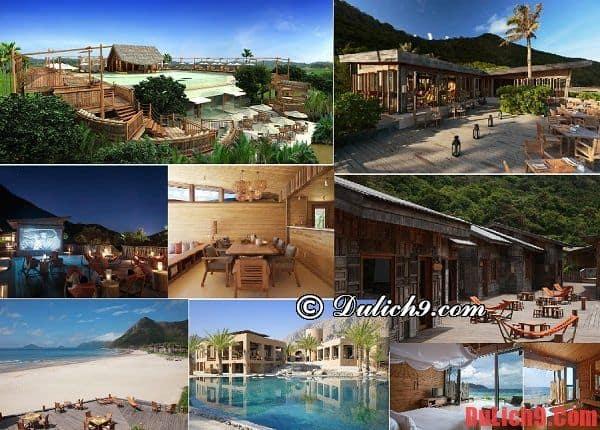 Khách sạn chất lượng, hiện đại và đẹp nhất Côn Đảo