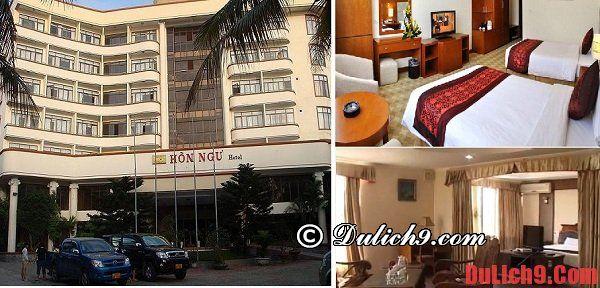 Khách sạn ở Cửa Lò giá rẻ và đầy đủ tiện nghi: Khách sạn Hòn Ngư: Du lịch Cửa Lò ở khách sạn nào tốt?