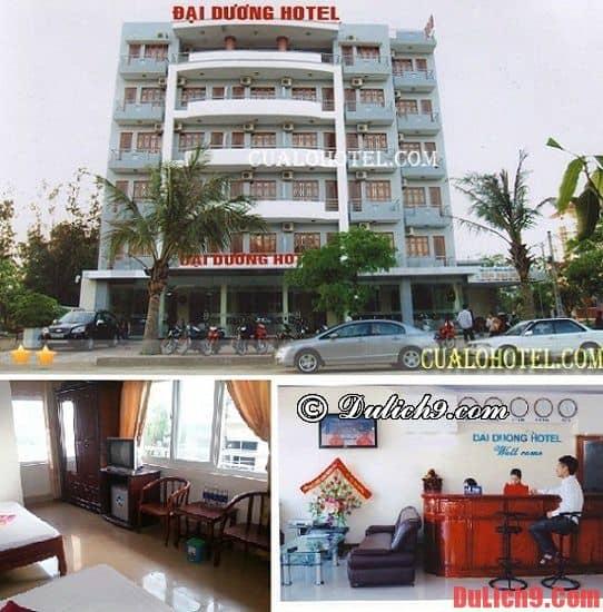 Khách sạn giá rẻ và chất lượng tại Cửa Lò: Nên đặt phòng khách sạn nào khi du lịch Cửa Lò?