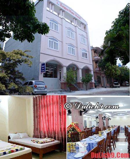 Khách sạn ở Cửa Lò giá rẻ và đầy đủ tiện nghi: Khách sạn Sài Gòn New - Nên ở khách sạn nào khi du lịch Cửa Lò?