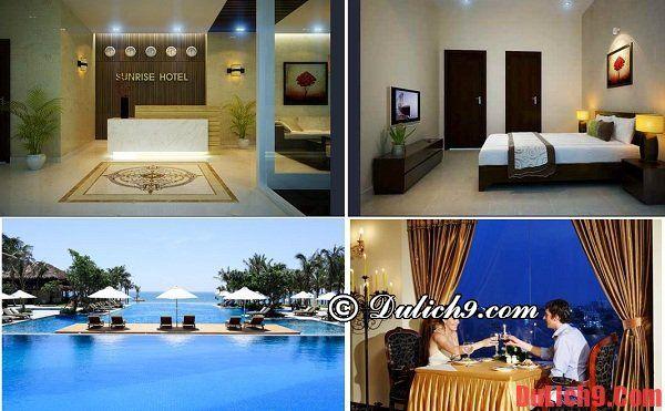 Khách sạn ở Đà Nẵng: Khách sạn Sunrise