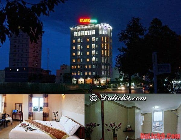 Khách sạn Đà Nẵng: Khách sạn Atlantic