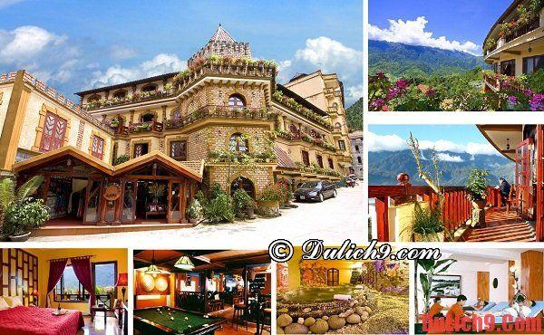 Châu Long Sapa 1- Khách sạn chất lượng nên ở khi du lịch Sapa: Khách sạn đẹp, tiện nghi, sạch sẽ ở Sapa nên đặt phòng