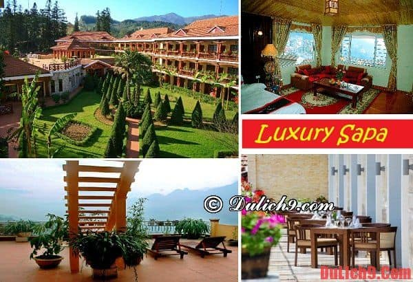 Khách sạn đẹp, rẻ, chất lượng và tiện nghi ở Sapa