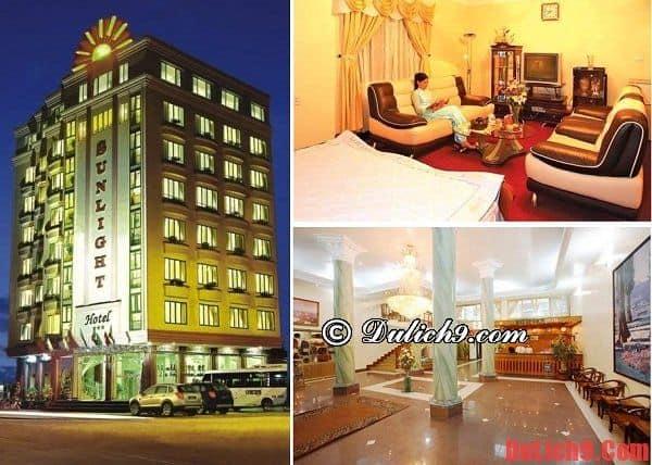 Khách sạn Sunrise giá rẻ và chất lượng ở Hạ Long