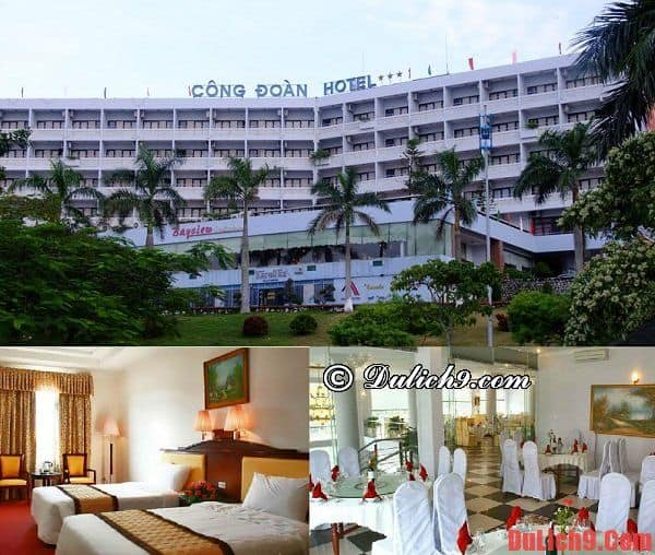 Khách sạn Hạ Long: Khách sạn Công Đoàn Việt Nam Quảng Ninh