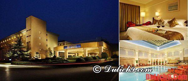 Khách sạn giá rẻ, chất lượng ở Trung Quốc : Metropark Lido Hotel