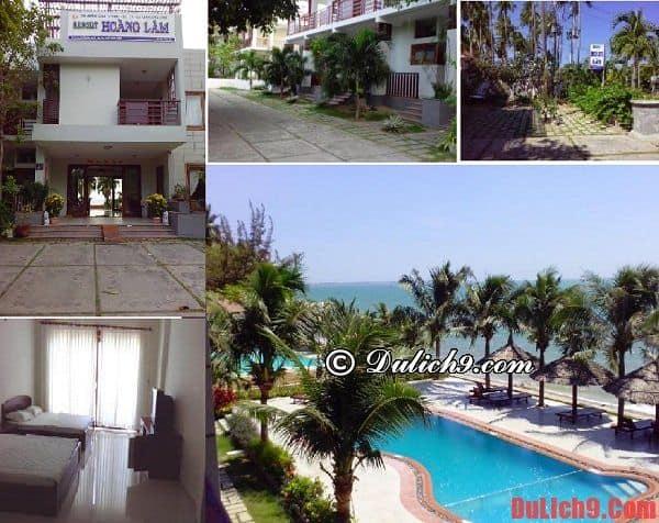 Khách sạn tiện nghi và sạch đẹp ở Phan Thiết