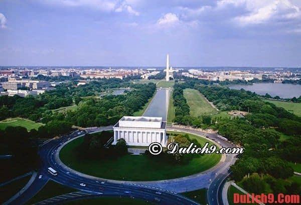 Kinh nghiệm du lịch Washington, Mỹ