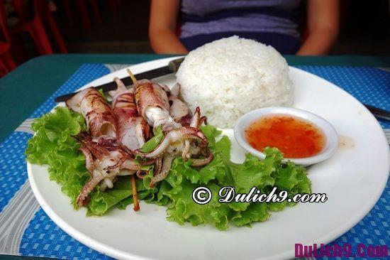 Địa chỉ ăn uống nổi tiếng ở Phnom Penh