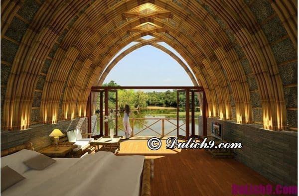 Khách sạn, nhà nghỉ ở Campuchia