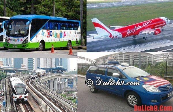 Kinh nghiệm du lịch Malaysia tiết kiệm