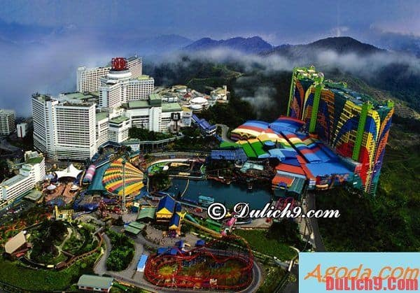 Kinh nghiệm du lịch Malaysia giá rẻ