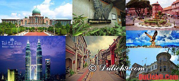Hướng dẫn, kinh nghiệm du lịch Malaysia tiết kiệm tiền nhất