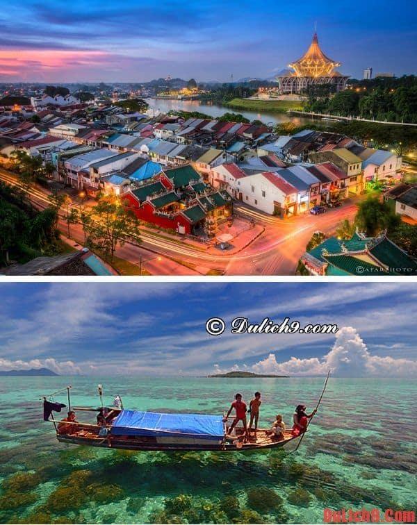 Hướng dẫn, kinh nghiệm du lịch Malaysia giá rẻ 2015