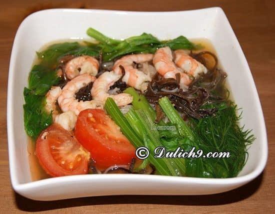 Những món ăn ngon nổi tiếng ở Cát Bà/Ăn gì khi đi đảo Cát Bà?