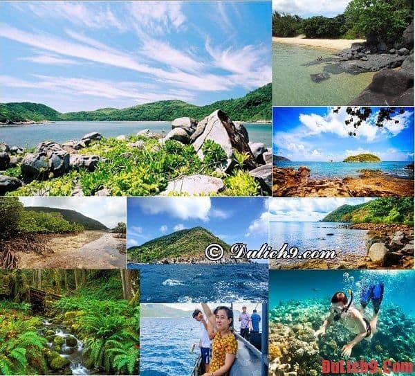 Những điểm đến không thể bỏ qua khi du lịch Côn Đảo