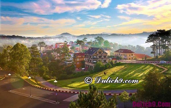 Địa điểm du lịch nổi tiếng ở Đà Lạt