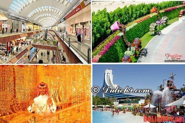 Điểm đến ở Dubai