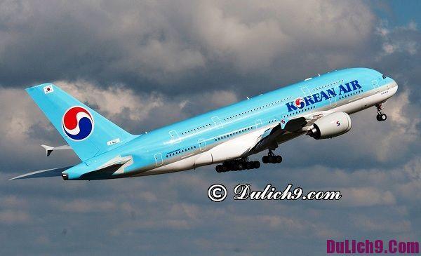 Đi du lịch Hàn Quốc như thế nào?