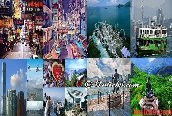 Kinh nghiệm du lịch Hồng Kông giá rẻ: Những địa điểm tham quan, vui chơi hấp dẫn ở Hồng Kông