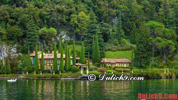Kinh nghiệm du lịch Italia tự túc