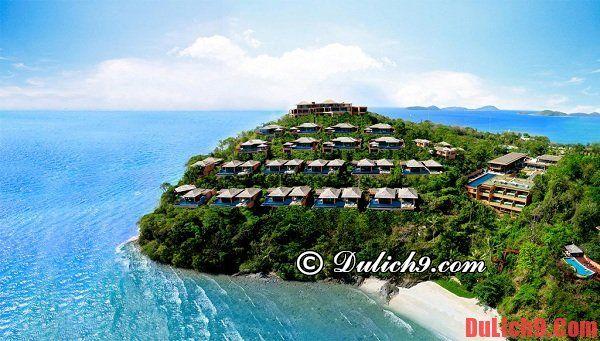 Địa điểm du lịch nổi tiếng Phuket