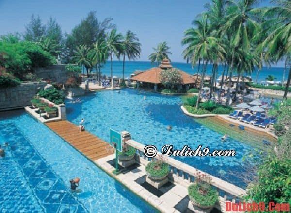 Kinh nghiệm du lịch Phuket về nhà nghỉ, khách sạn