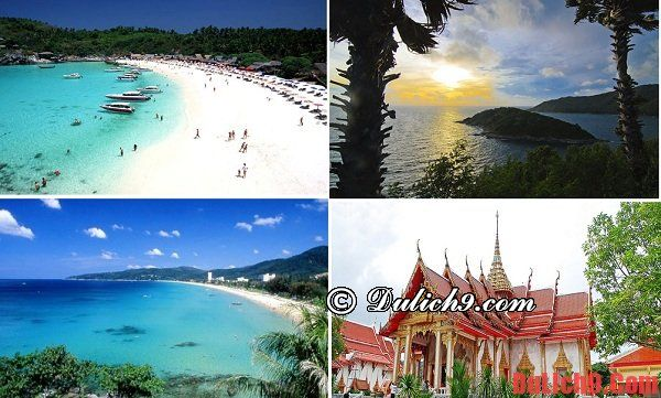 Du lịch Phuket về địa điểm hấp dẫn nhất