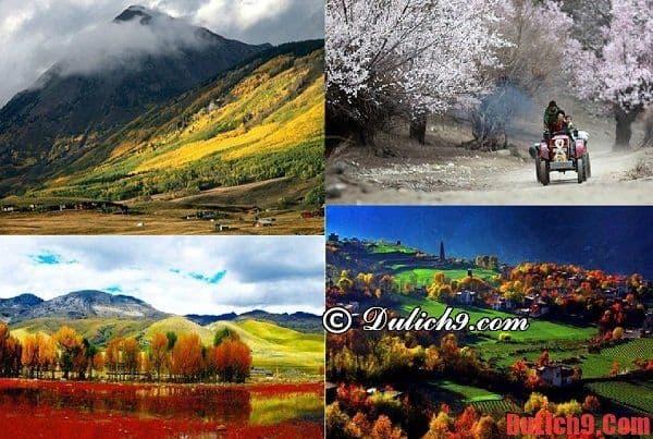 Kinh nghiệm du lịch Tây Tạng bổ ích: Hướng dẫn du lịch Tây Tạng - Danh lam thắng cảnh đẹp ở Tây Tạng