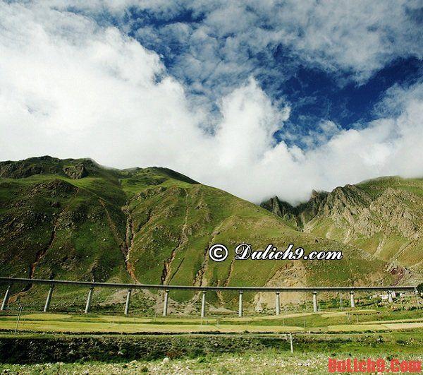 Hướng dẫn kinh nghiệm du lịch Tây Tạng Trung Quốc