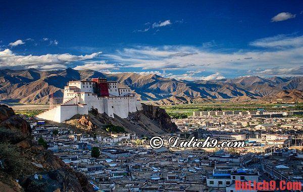 Kinh nghiệm du lịch Tây Tạng Trung Quốc quan trọng: Những địa điểm du lịch hấp dẫn ở Tây Tạng