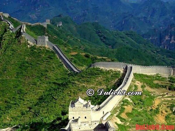 Chia sẻ kinh nghiệm du lịch Trung Quốc tự túc cho bạn