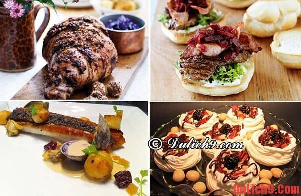 Nên ăn gì khi du lịch Úc - Ẩm thực Australia