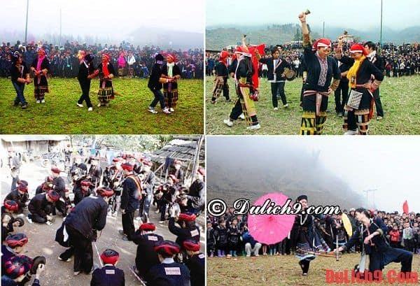 Tổng hợp những lễ hội đặc sắc ở Sapa