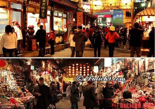 Du lịch Trung Quốc cần lưu ý những gì?