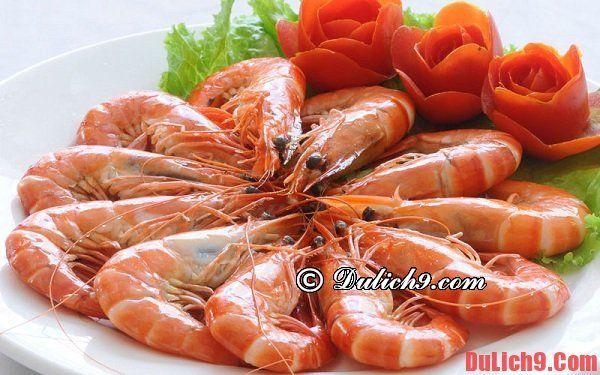 Mẹo tránh ngộ độc hải sản khi du lịch: Ăn hải sản bị ngộ độc phải làm sao?