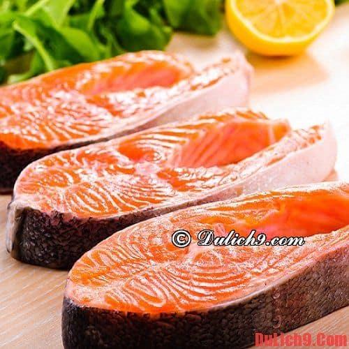 Mẹo tránh ngộ độc hải sản khi du lịch: kinh nghiệm ăn hải sản không bị ngộ độc