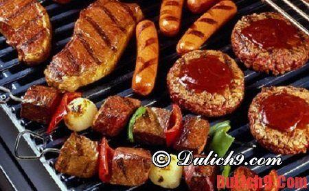 Món ăn ngon khi du lịch Úc - BBQ Úc